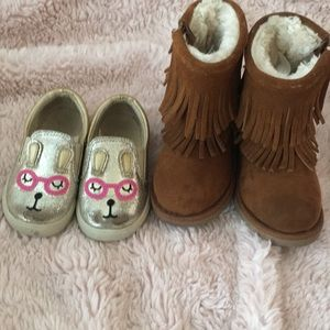 Toddler Boots and shoes